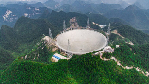 Chinese space telescope to observe 'big eaters'