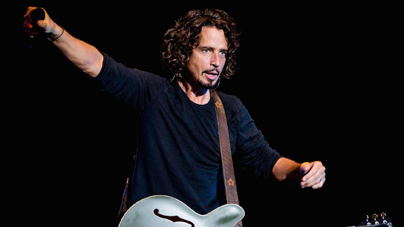 Chris Cornell, Soundgarden frontman, dies aged 52