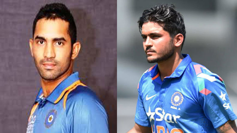 Dinesh Karthik replaces injured Manish Pandey for ICC Champions Trophy