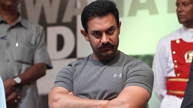 I'm not a very communicative person Aamir Khan