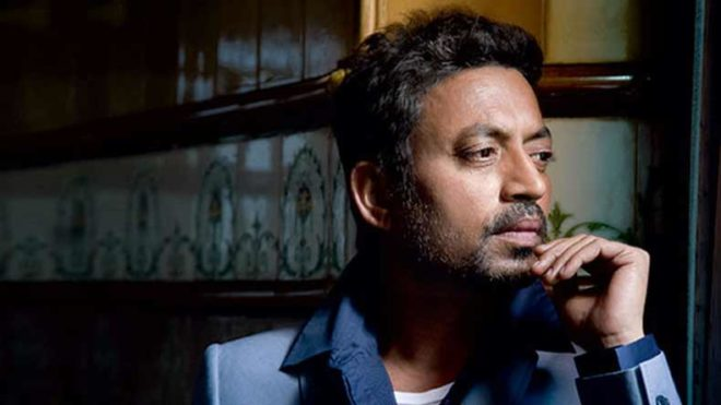 I feel lucky when there's no controversy: Irrfan Khan
