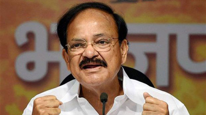 Government examining issues over cattle ban, says Venkaiah Naidu