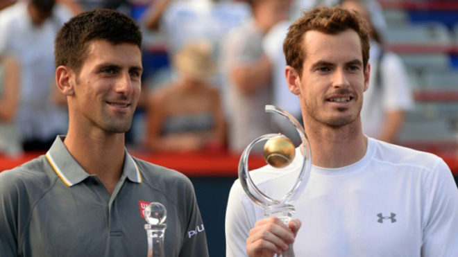 Madrid Open Novak Djokovic and Rafael Nadal advance; Andy Murray crashes out