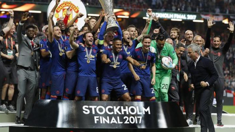 Champions League victor 2017/18 odds: Man Utd 14/1, Barcelona favourites