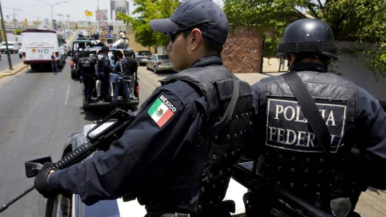 Seven farmers shot dead in western Mexico