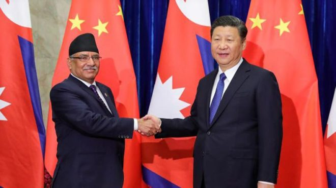 Nepal to strengthen cooperation with China under B&R Initiative
