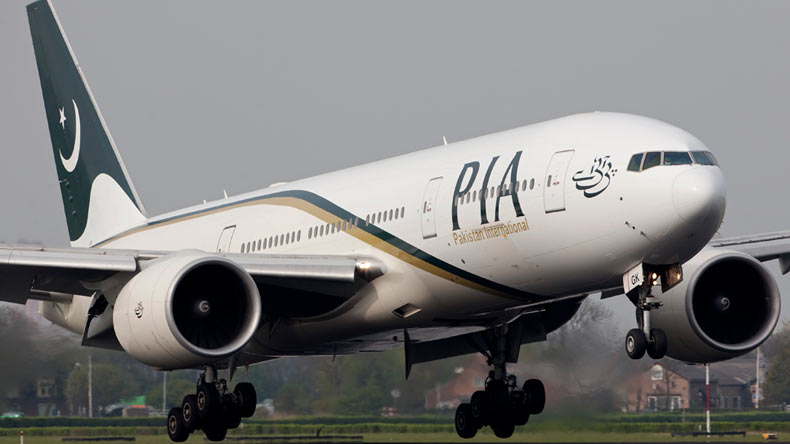 PIA acts against pilot who slept on flight