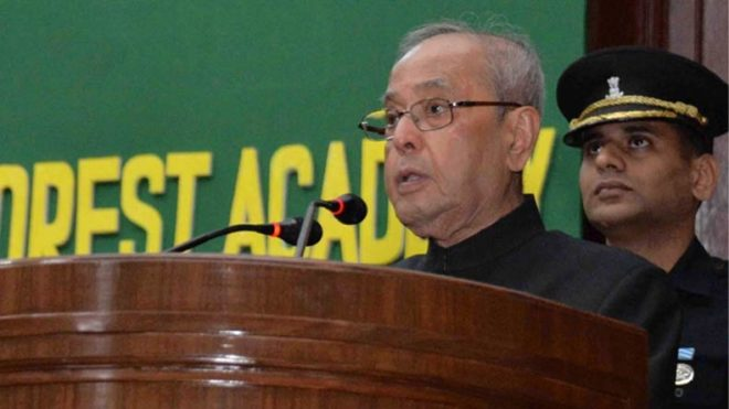 Much to be done to reach forest cover target: President