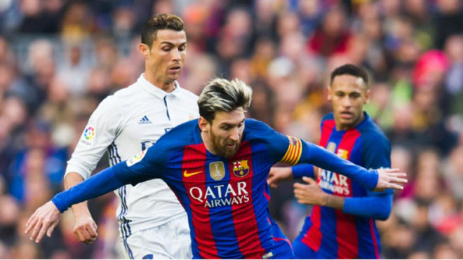Real Madrid's Cristiano Ronaldo better than Lionel Messi this season, says Ronaldo