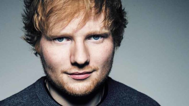 'Shape-of-You'-hitmaker-Ed-Sheeran-draws-own-portrait-for-charity