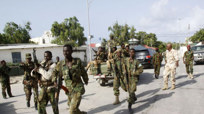 5 killed in bomb blast in Somalia