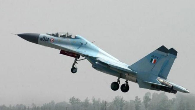 Ground parties yet to reach Su-30 wreckage in Assam