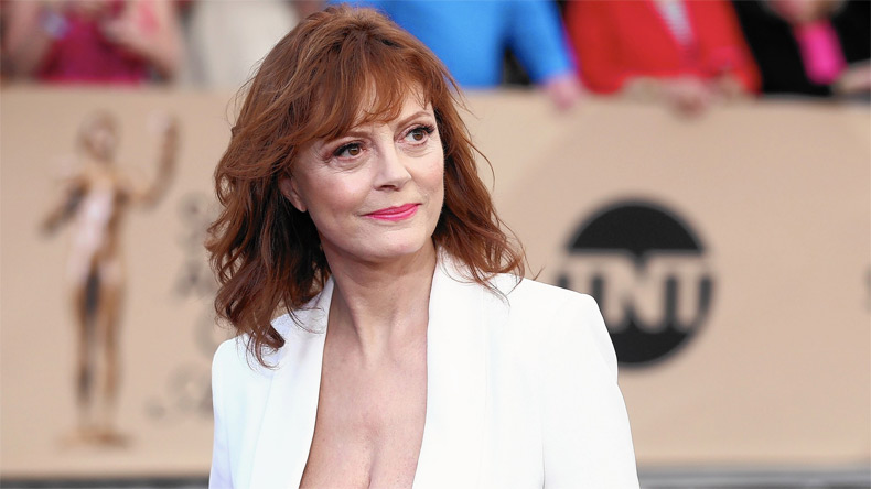 Actor Susan Sarandon's secrets to look young