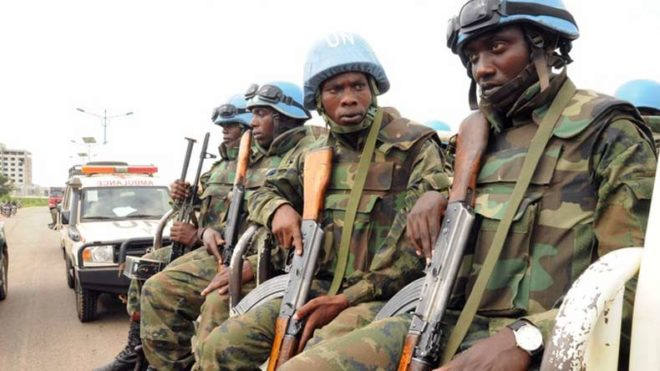 About 80 British troops arrive in South Sudan to support UN mission