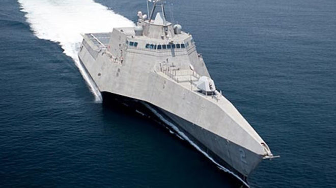 US warship collides with South Korean fishing boat