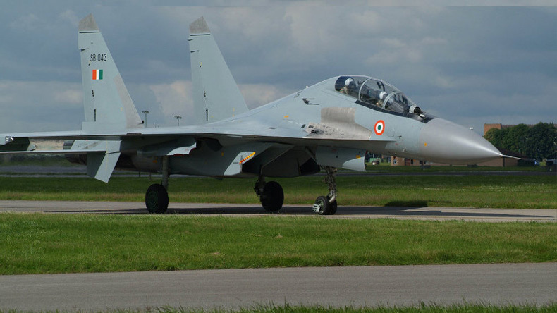 Wreckage of missing Sukhoi-30 jet fighter found in Assam