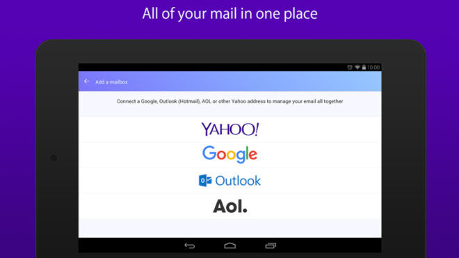 Use-any-email-to-access-Yahoo-Mail-app-now