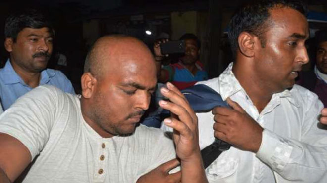 Lucknow court sends ISI agent Aftab Ali on 9-day remand