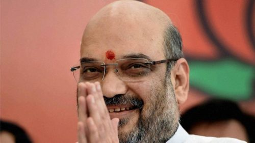 BJP expanding across the country, says Amit Shah