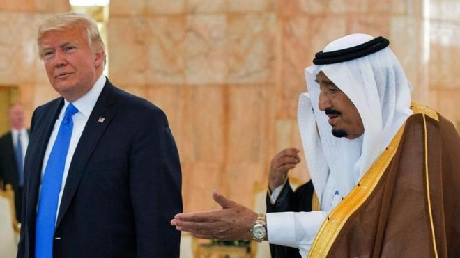 US President Trump and Saudi King inaugurate global centre against extremism