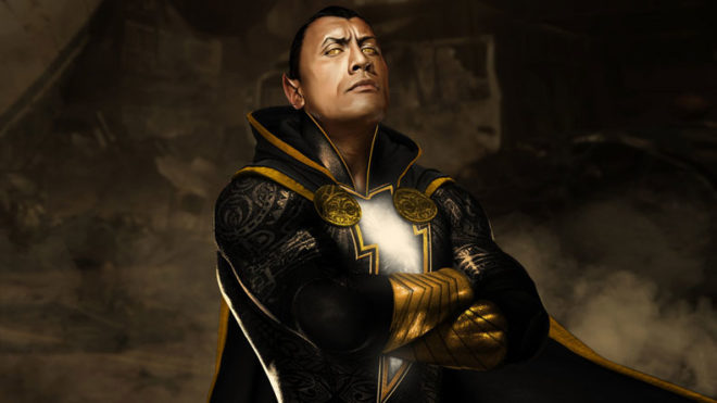 'Black Adam' may release sooner than expected