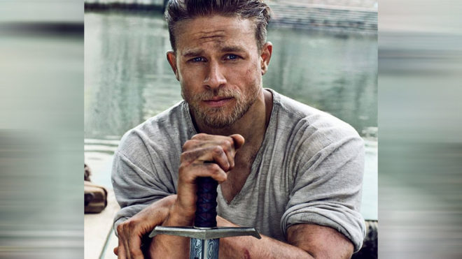 Actor Charlie Hunnam keen to join 'Game Of Thrones'
