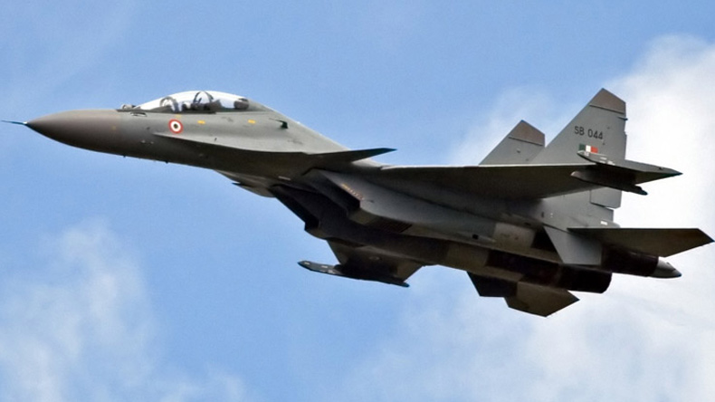 Black box of the crashed Sukhoi fighter found, search for pilots on