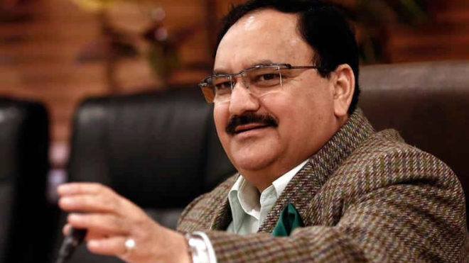 Keep colonies clean to avoid diseases, JP Nadda tells RWAs