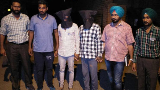 Punjab: STF recovers 5 kgs of heroin near Indo-Pak border, 2 arrested