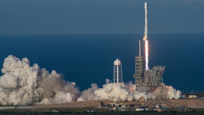 SpaceX delays launch for classified US government payload