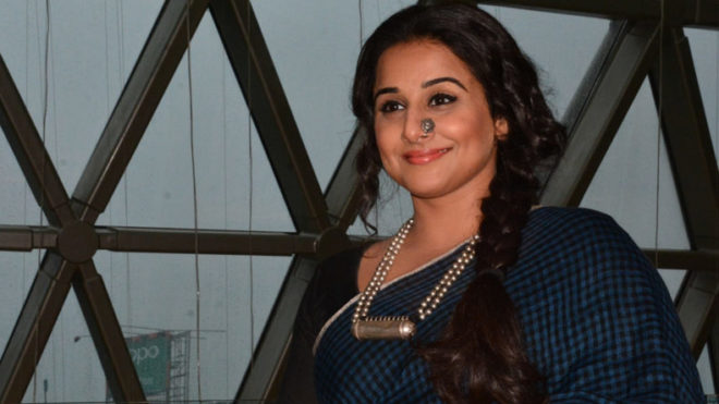 It's too early for a memoir from me, says Vidya Balan