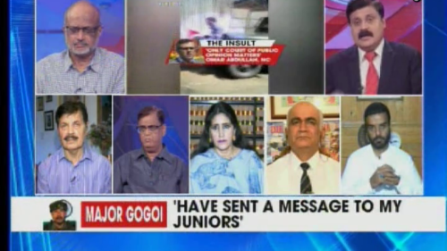 Nation at 9: Omar & co brazenly mock Gogoi — Why are our braves their soft targets?