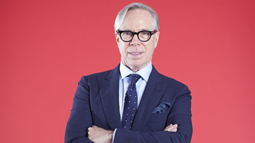 Designer Tommy Hilfiger excited to return to Pitti for second season