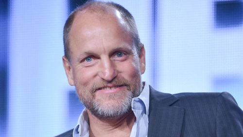 Actor Woody Harrelson wants to star in a superhero film