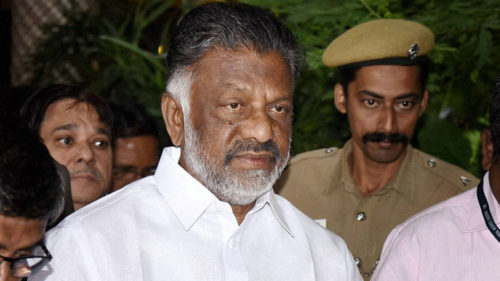 AIADMK faction led by Panneerselvam to support Kovind