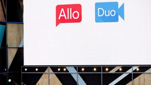 Make Google 'Duo' video call directly within 'Allo' app