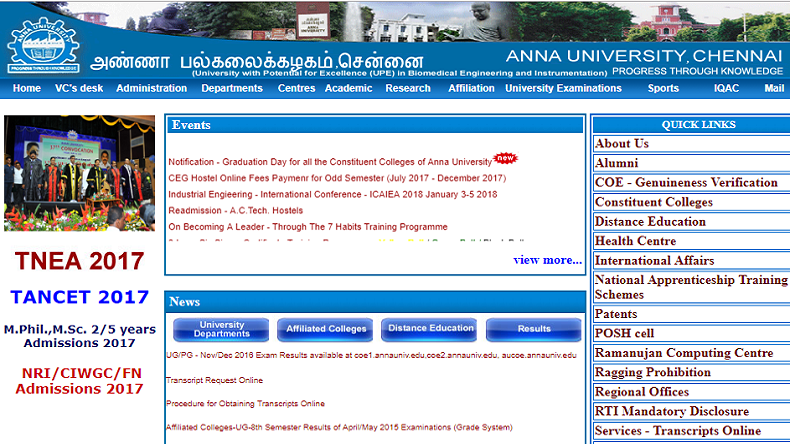 Engg seats: Anna varsity generates random numbers for 1.4L applicants