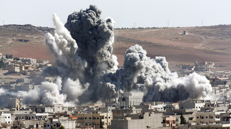 At least 117 killed in US-backed Syrian offensive to expel Islamic State