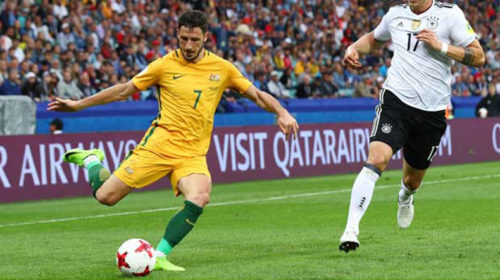Confederations Cup 2017: Germany defeats Cameroon to enter semis