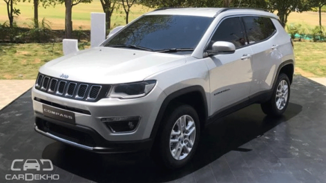 Living Cars: First drive — Jeep Compass