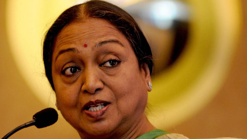 Opposition's President Nominee Meira Kumar gets 'Z+' security