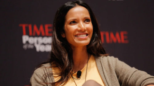 Padma Lakshmi cooks at home for 'slower-paced, idyllic life'