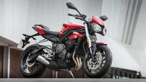 Triumph Street Triple S launched at Rs 8.5 lakh
