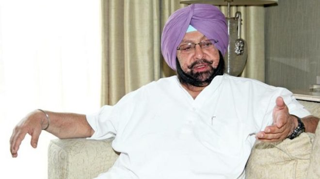 Concerned over education scenario, Punjab CM Amarinder Singh announces free education for girls up to doctorate