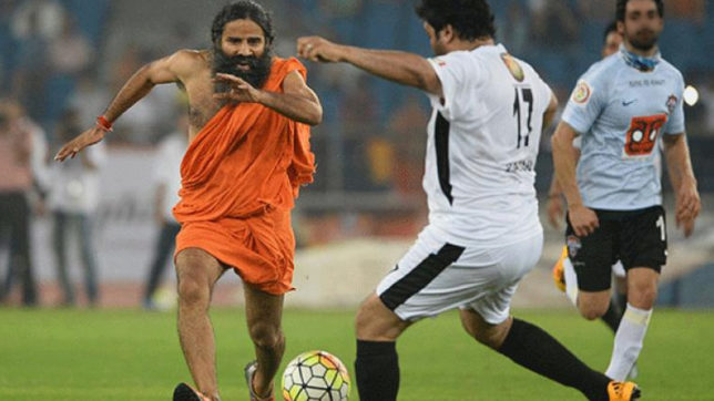 India-Pakistan match 'matter of pride', we will emerge victorious in Champions Trophy final: Baba Ramdev