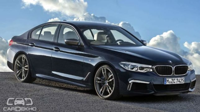 Chennai plant begins BMW 5 Series rollout for June launch