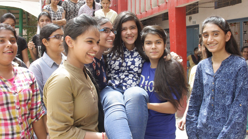 CBSE Class 10 2017 results declared pass percentage dips to 5