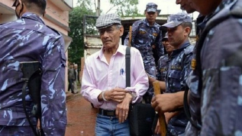 Confessed French serial killer has heart surgery in Nepal