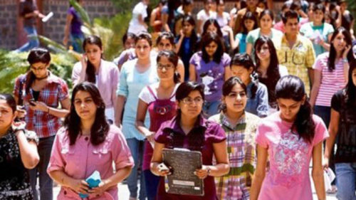 DU colleges release cut-off; highest 99.66% for Electronics