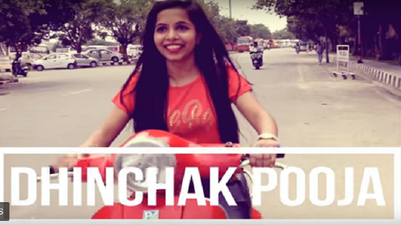 Check Out The New Song Of Dhinchak Pooja Titled,